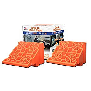 Tri-Lynx 00018 Wheel Stop/Chock, (Pack of 2)