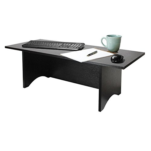 Portable Desk Finish: Dark Red Cocoa by HomeConcept