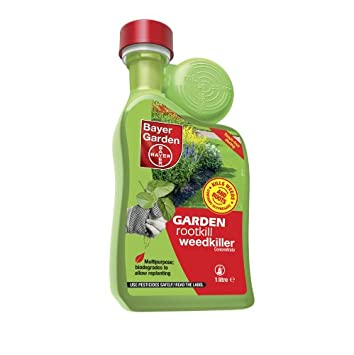Bayer Garden Rootkill Weedkiller Concentrate   1 L