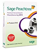 Sage Peachtree Accounting for Manufacturing 2012 MU [Old Version]