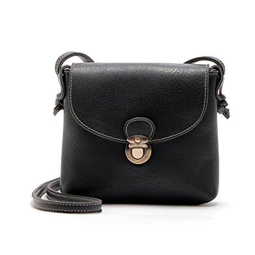 Women's Cross Body Bags,Lady Leather Purse Satchel Handbag Shoulder Bag Tote by-NEWONESUN