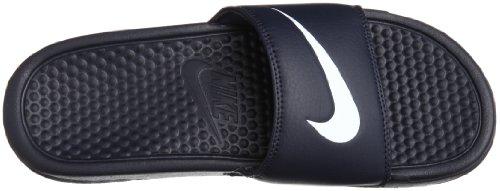 Nike Benassi swoosh 312618 416 blau/white