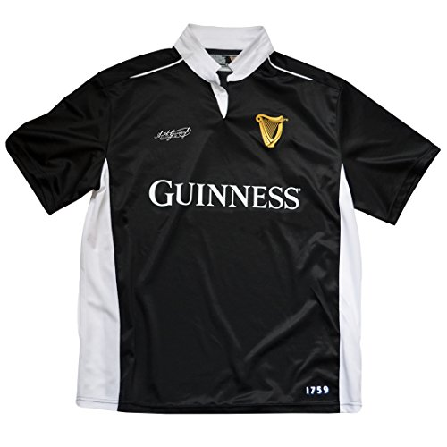 Performance Short Sleeve Rugby Shirt (Large) ()