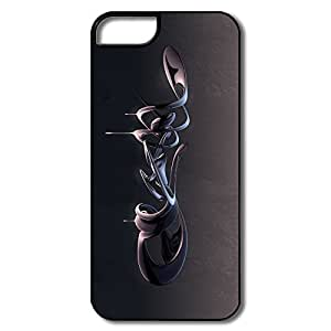 Funny Art Case For IPhone 5/5s by lolosakes