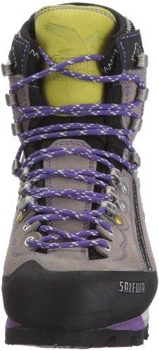 SALEWA WS CONDOR EVO GTX (N) 00-0000061166 - Zapatillas de senderismo de ante para mujer Gris
