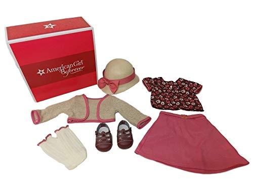 American Girl Kit Kit's School Skirt Set
