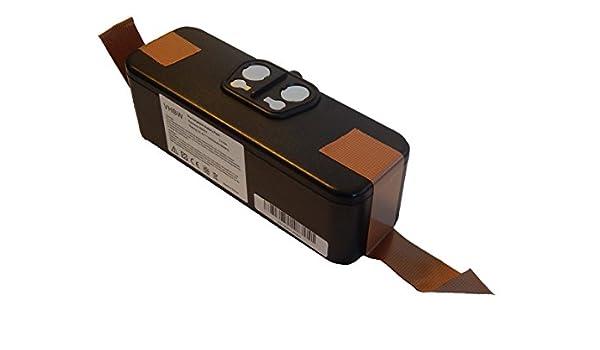 vhbw® Batería Li-Ion 4500mAh (14.4V) para aspiradoras, robot aspiradora iRobot Roomba series 500, 600, 700, 800, 900: Amazon.es: Hogar