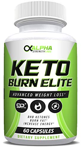 Weight Loss Pills That Work Fast - Extreme Keto Fat Burner - Weight Loss Supplements - Suppresses Appetite and Boosts Energy - All-Natural Ingredients - 60 Capsules