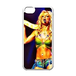 XiFu*MeiC-EUR Print Britney Spears Pattern Hard Case for iphone 4/4sXiFu*Mei