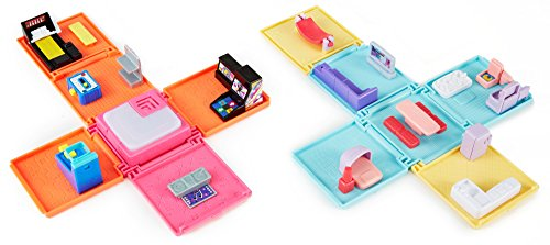 My Mini MixieQ's Bundle - Mini Rooms, Playsets, and Figures by My Mini MixieQ's (Image #1)
