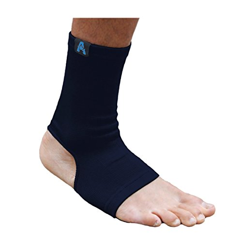 NEW COLOR! Anthem Athletics RAPTOR Ankle Supports – Muay Thai, Kickboxing, Boxing, MMA – Navy