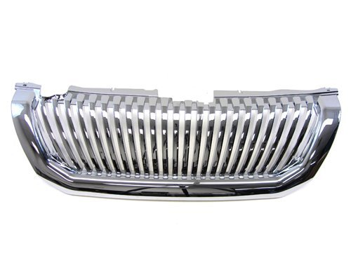00-05 Mitsubishi Montero Sport Vertical Style ALL Chrome Front Grille 01 02