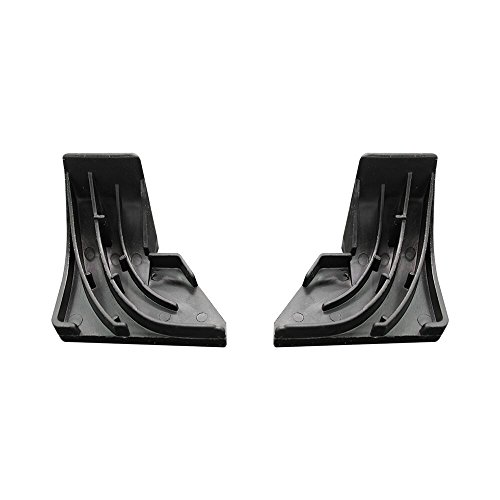 MAYITOP Dishwasher Right, Left Side Door Baffle For General