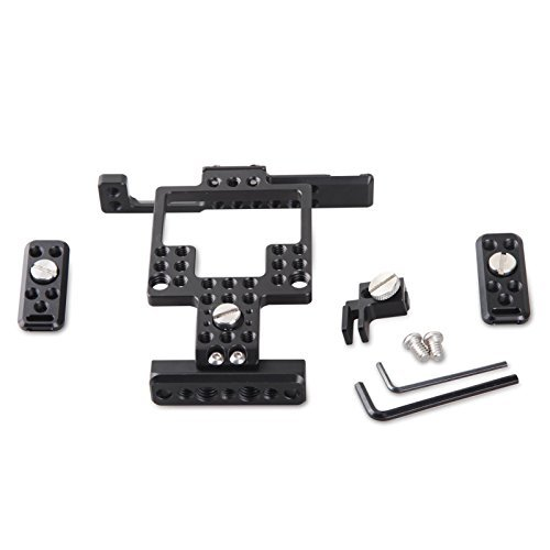 SmallRig Monitor Cage Kit with HDMI Clamp for SmallHD 701 LITE, 702 LITE and 702 BRIGHT - 1834