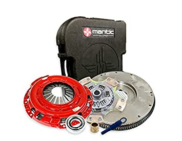 Mantic Stage Clutch Kit | Mantic HD Cover Assembly | Ceramic, Sprung Clutch Plate.
