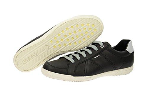 Geox Geox X Cult Schuhe in schwarz Halbschuhe U42F5A - Zapatos de cordones para hombre negro - negro