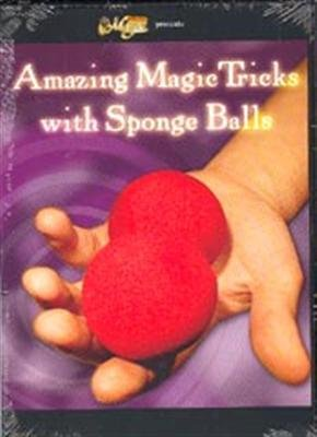 Amazing Magic Tricks with Sponge Balls