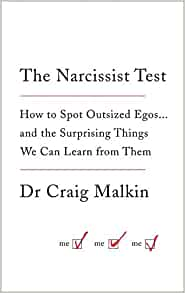 Malignant narcissist test