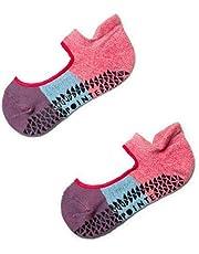 Pointe Studio Tessa Strap Grip Socks - Mary Jane Style for Pilates, Barre, Dance, Yoga