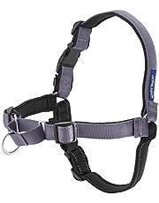 PetSafe EWH-D-HC-M/L-STL Deluxe Easy Walk Harness, Medium/Large, Steel Gray
