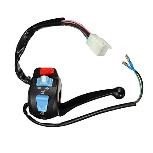 cococina Interruptor de control de luz izquierda palanca de freno para GY650cc 150chino Scooter Ciclomotor