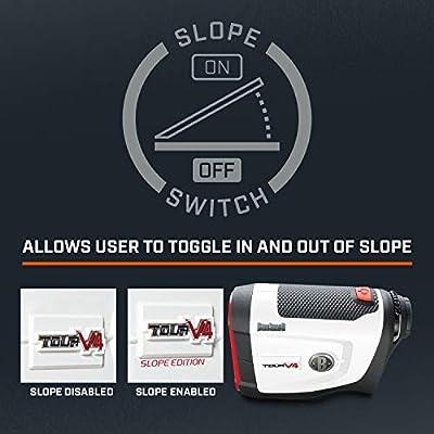 Bushnell Tour V4 Shift (Slope) Golf Laser Rangefinder