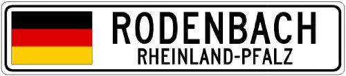 rodenbach-rheinland-pfalz-germany-flag-city-sign-4x18-quality-aluminum-sign