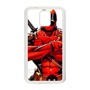 DAZHAHUI deadpool comic Phone Case for Samsung Galaxy S5