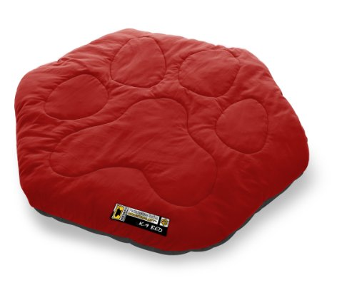 Mountainsmith K9 Bed Dog Pack (Heritage Red), Outdoor Stuffs