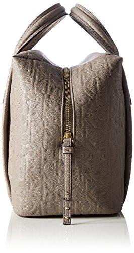 094 Duffle Calvin Jeans Main Fungi Femme Klein Gris Mish4 portés Sacs tpBvp