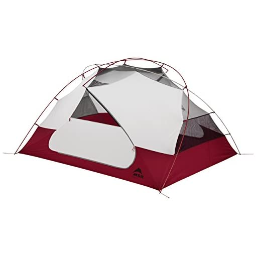 MSR Elixir Backpacking Tent 3-Person Lightweight