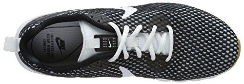 Nike Men's Air Max Motion Lw Se Gymnastics Shoes, Black (Black/White/Gum Lt Brown 013), 6 UK