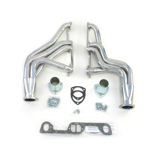 "Doug's Headers D569 1-3/4"" 4-Tube Full Length Metallic Ceramic Coated Exhaust Header for Pontiac Firebird 326-455 67-69"