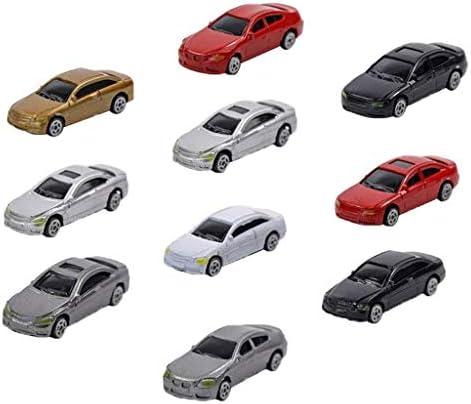 T TOOYFUL HOゲージ モデルカー 車模型 塗装車 1/75 情景コレクション 風景 建築模型 教育 写真に 約10個