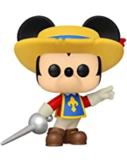 POP Disney: Mickey- Three Musketeers Mickey (Amazon Exclusive)