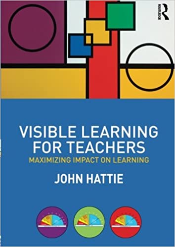 Hattie Visible Learning Pdf
