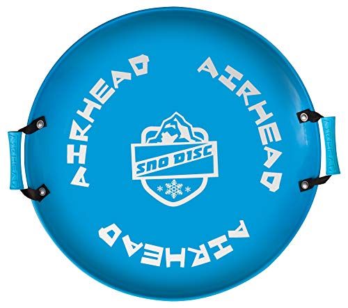 AIRHEAD SNO DISC Steel Saucer
