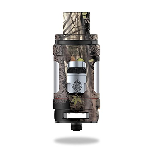 Skin For Smok TFV12 Cloud Beast King Tank  Tree Camo | MightySkins Protective, Durable, and Unique Vinyl Decal wrap cover | Easy To Apply, Remove, and Change Styles | Made in the USA