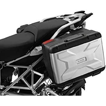 Amazon.com: BMW G650GS/Sertao Vario Side bolsas: Automotive