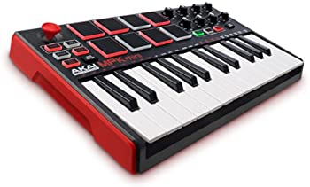 Akai Professional MKII 25-Key USB Keyboard Controller