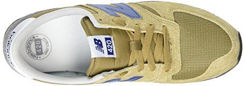 New Balance 420, Zapatillas de Running Unisex Adulto Multicolor (Beige 268)