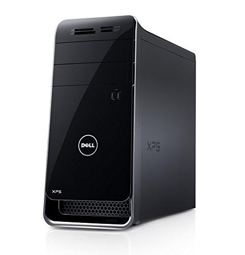Dell Desktop X8700 631BLK Discontinued Manufacturer