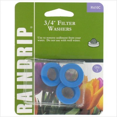 Raindrip Washers Filter - Raindrip Filter Washer 3/4