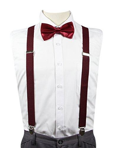 JAIFEI Strong Suspender Matching Wedding