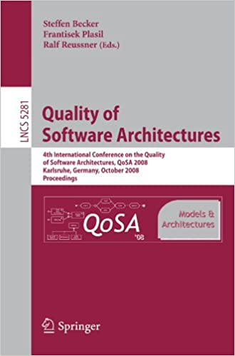 Quality of Software Architectures Models and Architectures: