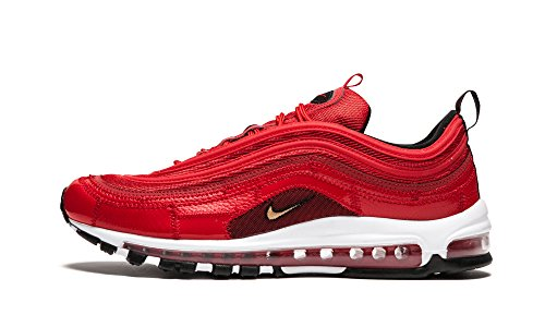 Nike Max Metal Red Scarpe 97 Running 600 Uomo Multicolore University Cr7 Air rwCqvr