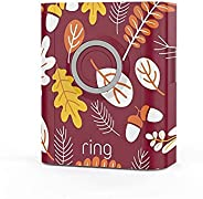 Ring Video Doorbell 3 and Ring Video Doorbell 3 Plus Holiday Faceplate - Autumn