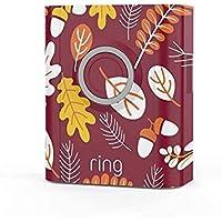 Ring Video Doorbell 3, Ring Video Doorbell 3 Plus and Ring Video Doorbell 4 Holiday Faceplate - Autumn