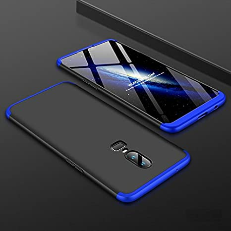 cheap for discount 744b9 fec8a 360 Full Body Protection Hard Matte CASE for ONEPLUS 6: Amazon.in ...