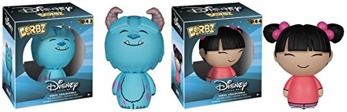Funko Dorbz: Disney - Monsters Inc. Sulley & Boo Vinyl Action Figure Set of 2 (Disney Funko Monsters Inc compare prices)